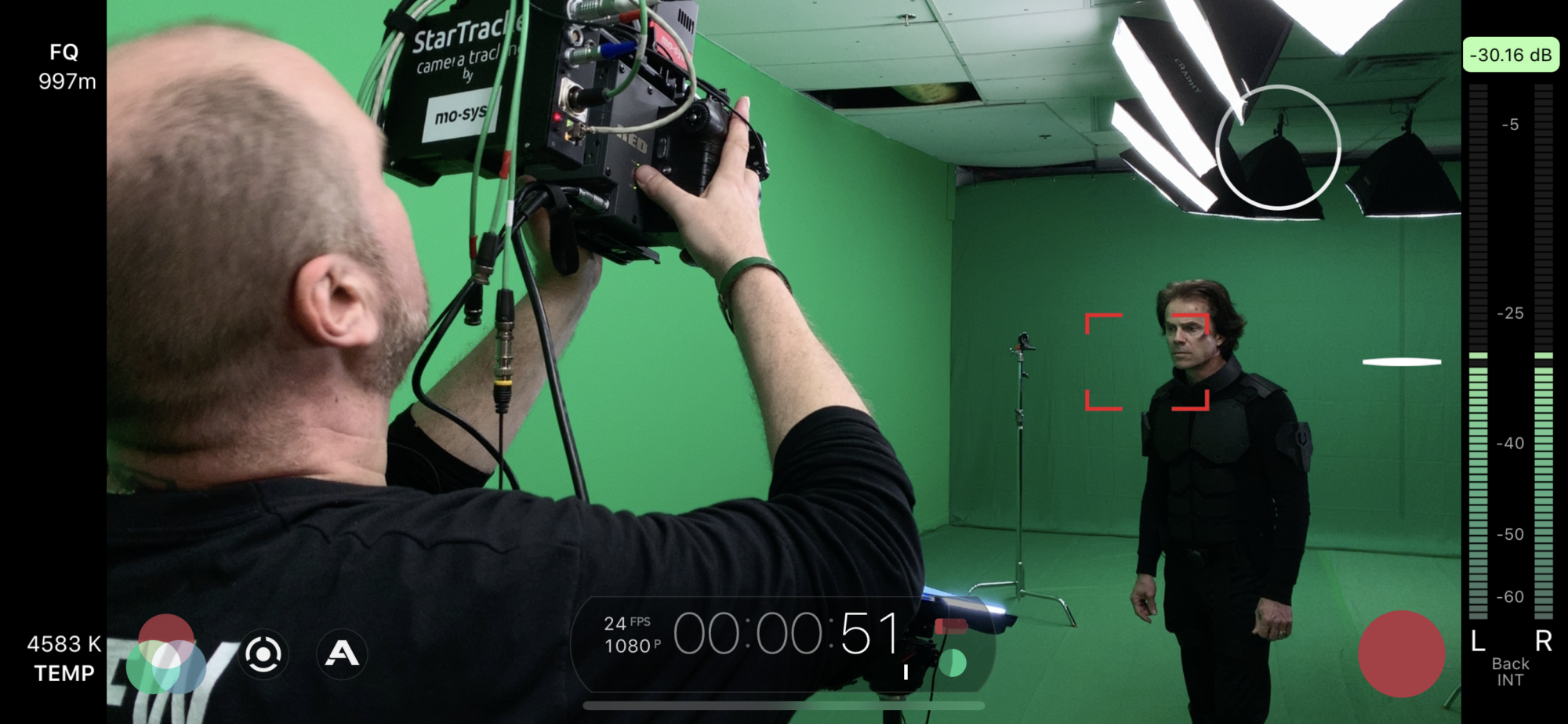 Real-Time, In-Camera VFX Reaffirms DAVE School's National Position as a Leader in Visual Effects Technology